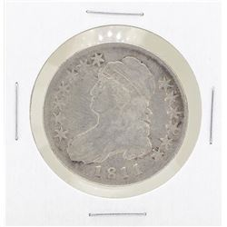 1811 Capped Bust Half Dollar Coin