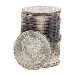 Roll of (20) 1880-S $1 Brilliant Uncirculated Morgan Silver Dollar Coins