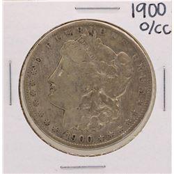 1900-O/CC $1 Morgan Silver Dollar Coin