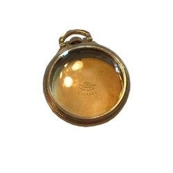 Star 10kt Rolled Gold Pocket Watch Case