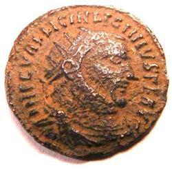 Bronze Coin of Licinius I (308-324 A.D.)