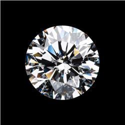 13ct Round Cut Bianco Diamond
