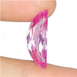 8.40 Ct Lovely Fancy Cut Pink Topaz