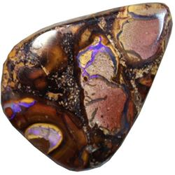 51.3 Cts Yowah Opal - Polished Stone