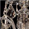 "Image 2 : Anadel - 6 Light Crystal Chandelier with Swarovski - 26"" x 28"""