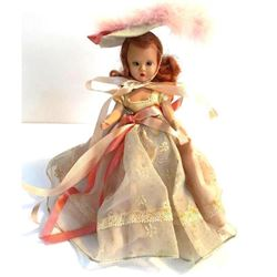 Vintage Mid Century Nancy Ann Storybook Doll