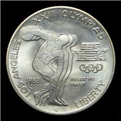 1883-P Olympic Silver Dollar