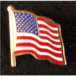 "End Game (2006) - ""The President"" Jack Scalia Flag Pin"
