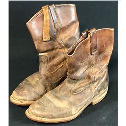 Quigley Down Under (1990) - Ken Connley Cowboy Boots