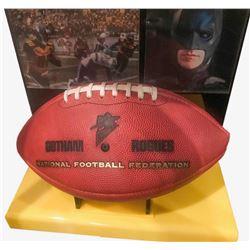The Dark Knight Rises (2012) - Original Prop Gotham Rogues Football