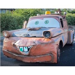 Cars (2006) - Tow Mater Full Size Fan Built Truck (With Clear Title)
