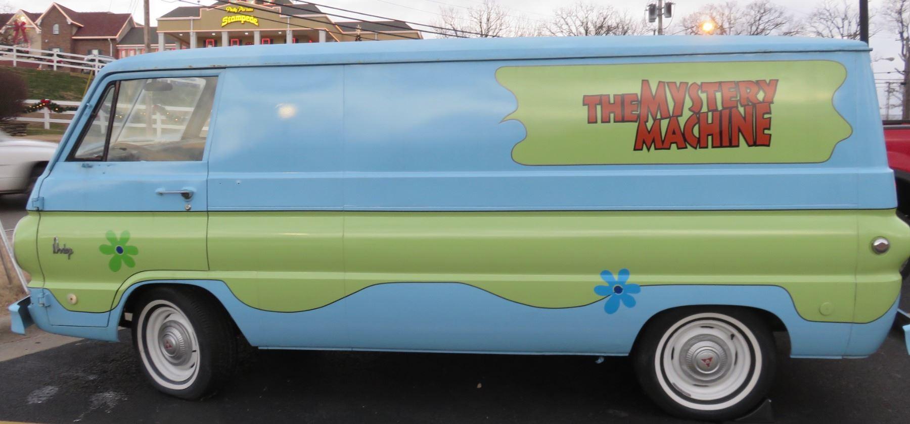 Scooby Doo Full Size