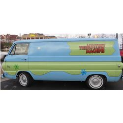"Scooby Doo Full Size ""Mystery Machine"" 1969 Dodge A100 Van"