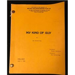 My kind Of Guy (Amy Heckerling 1980) - Rare Unproduced Film Script