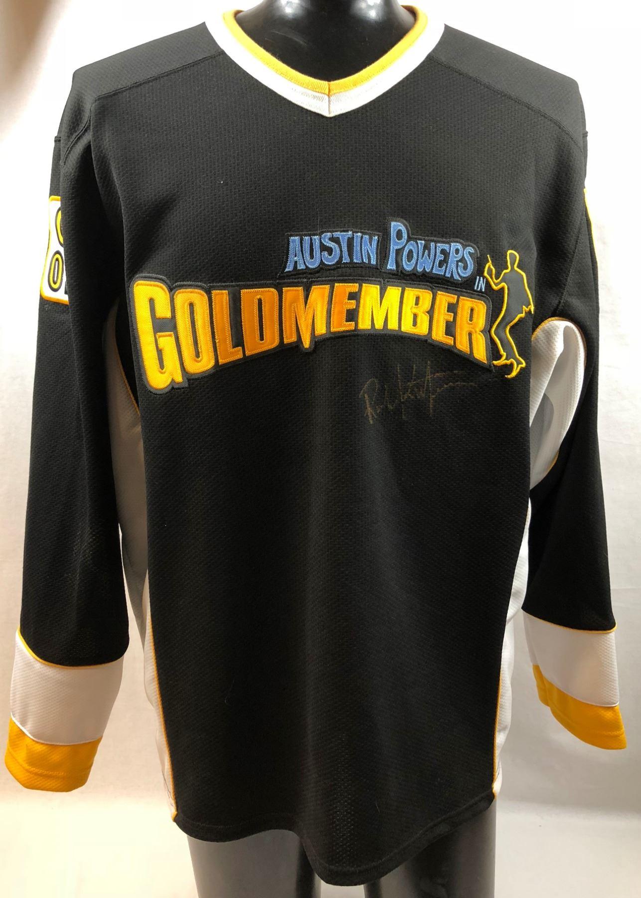 Austin Powers In Goldmember 2002 Robert Kurtzman S Crew Shirt