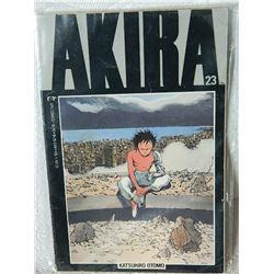 AKIRA - #23 - CONDITION FAIR - WITH BAG