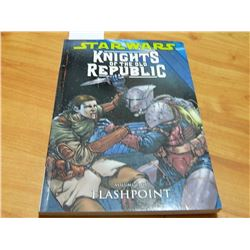 BOOK - STAR WARS - KNIGHTS OF THE OLD REPUBLIC - Vol. 2 FLASHPOINT