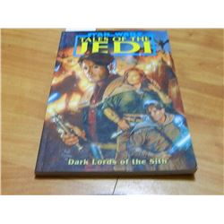 BOOK - STAR WARS - TALES OF THE JEDI - DARK LORDS OF THE SITH
