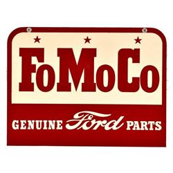 Ford Motor Co. Genuine Parts Sign