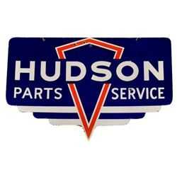 Hudson Parts & Service Dealership Sign