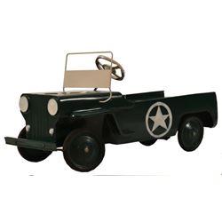 U.S. Army Pedal Jeep