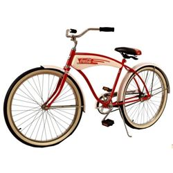 Coca-Cola Advertising Huffy Bicycle