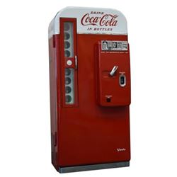 Coca-Cola Vendo 81-D Bottle Vending Machine
