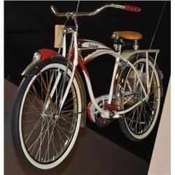 Schwinn White Phantom Bicycle