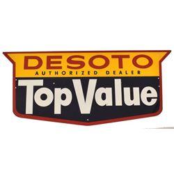 DeSoto Dealer Sign