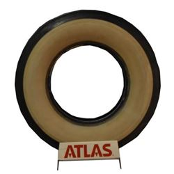 Atlas Tire Advertising Display