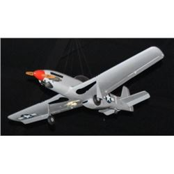 P-51 Fighter Gas Powered Model Airplane