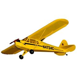 Piper J-3 Gas Powered Model Plane