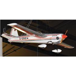 E 260 Gas Powered Model Plane