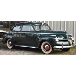 1941 Chrysler 2 Door