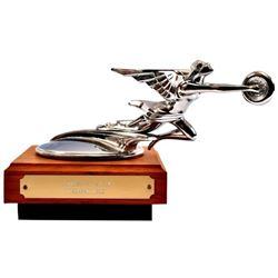 "1930 Packard ""Goddess of Speed"" Hood Ornament"