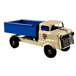 Tri-ang Pressed Steel Toy Dumptruck