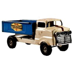 Tri-ang Toy Pressed Steel Dumptruck