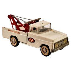Tonka AA Toy Wrecker Truck