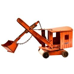 Structo Toys Pressed Steel Steam Shovel