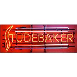 Studebaker Neon Sign
