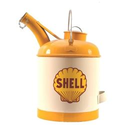 Shell Gas Can