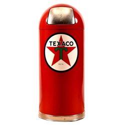 Texaco Trash Can