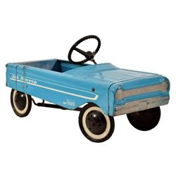 Sears Jet Sweep Pedal car