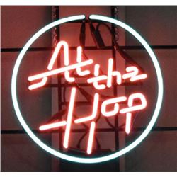 """At the Hop"" Neon Sign"