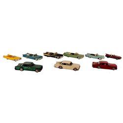 Vintage Toy & Model Cars