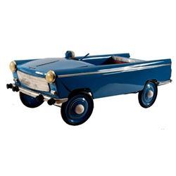 Vintage Puegot Pedal Car