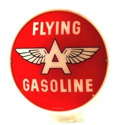 FLYING A Gas Pump Globe