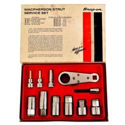 Snap-On Macpherson Strut Service Set