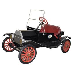 Gas Powered Schreiner's Miniature Parade Car