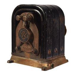Antique Brass Magneto